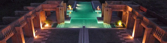 piscine ryad marrakech